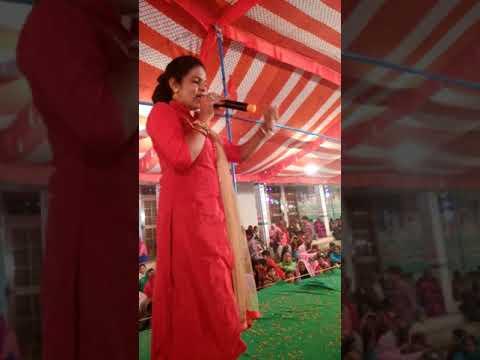 Singer sushila takher live bhjan