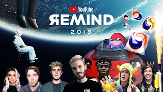 REAL YOUTUBE REWINED 2018!!