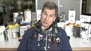 Pogue reviews 40 wireless earbuds so you don