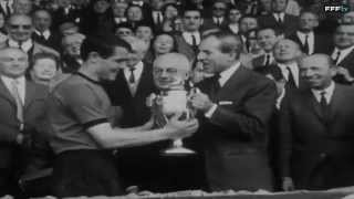 Finale Coupe de France 1965 : Stade Rennais - UA Sedan-Torcy (3-1)