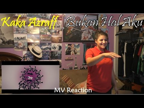 Kaka Azraff - Bukan Hal Aku (feat. Sleeq) - MV Reaction
