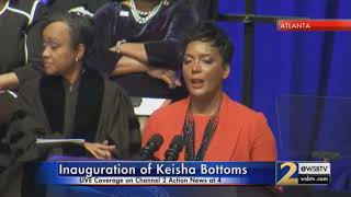 Keisha Lance Bottoms Inauguration Speech (Full)