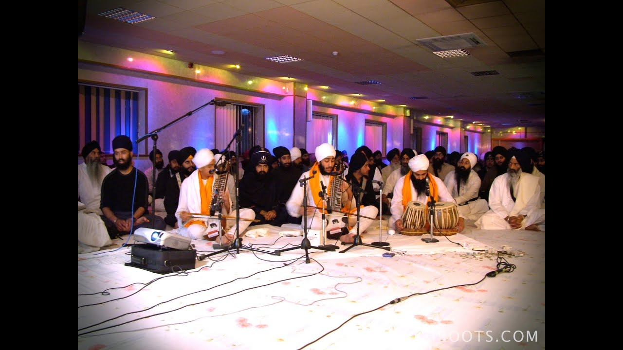 Bhai Beant Singh & Jatha (GNNSJ) - Sanjha Smagam 2005