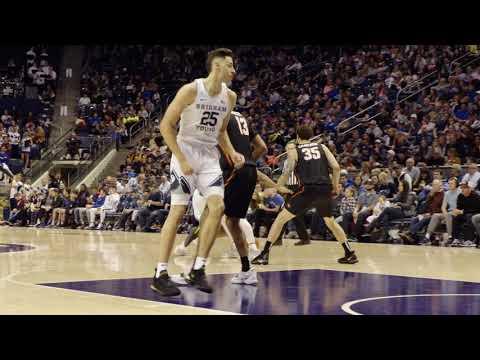 Men's Basketball - BYU Vs Pacific - February 9, 2019