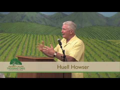 Huell Howser - Fabric of Life : University Village Thousand Oaks