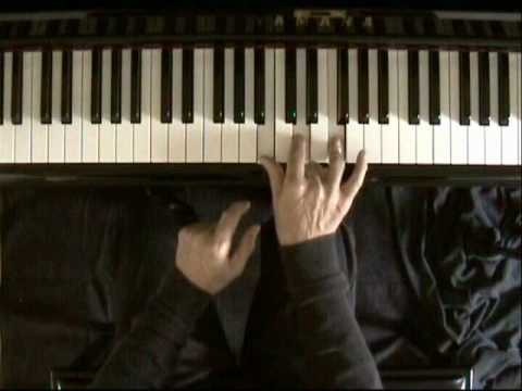Learn blues piano Lesson 5
