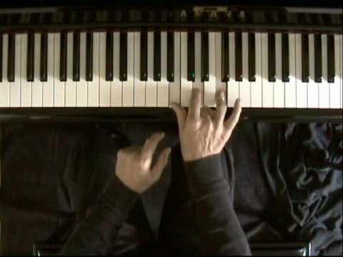 Learn blues piano Lesson 5