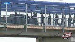 Feds patrol Eagle Pass ports of entry as 1,800 immigrants arrive in Piedras Negras