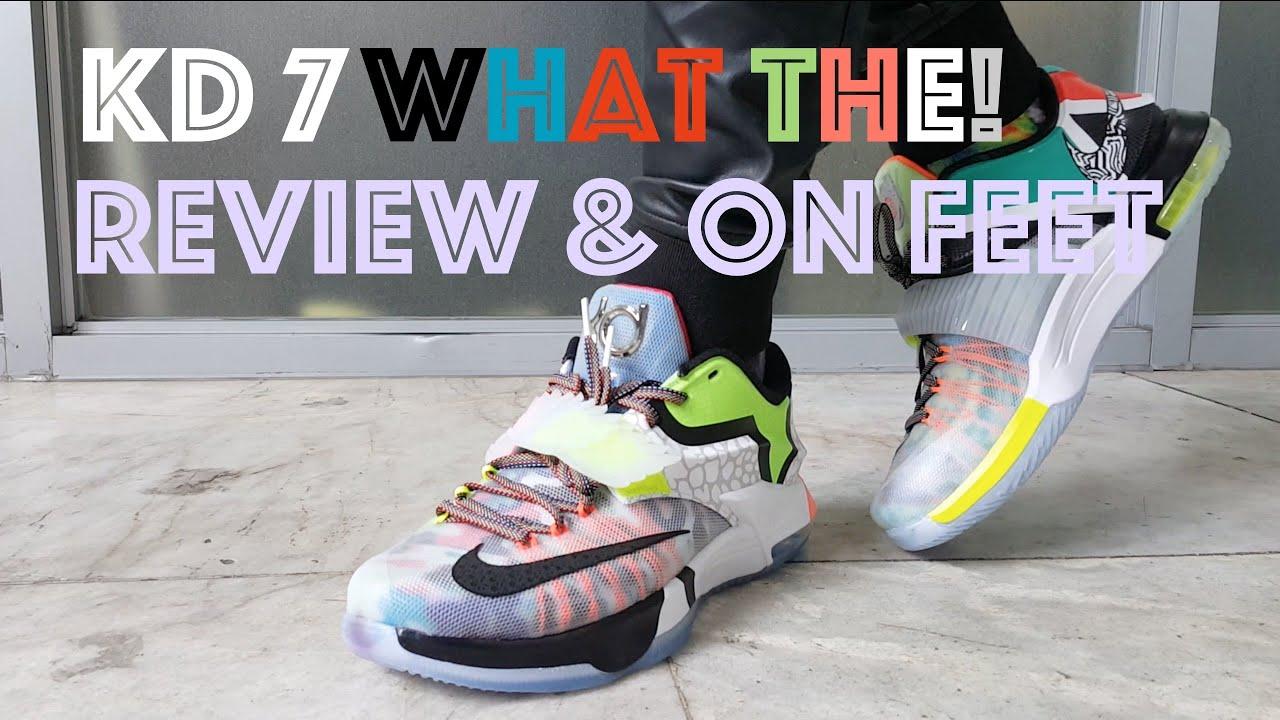 ccbaf6e9a48a Nike What The KD 7