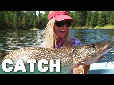 Castaways: Canadian Wilderness (Fishing Documentary) | Catch