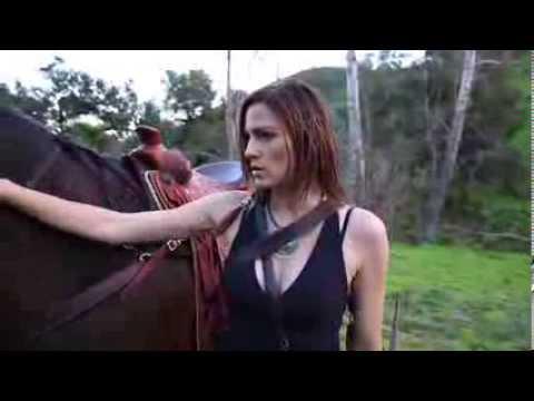 Monique Ganderton Horsefight Audition