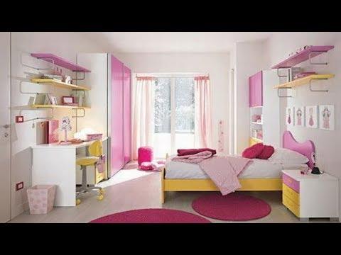 Desain Kamar Tidur Remaja Putri Mewah Dan Elegan YouTube
