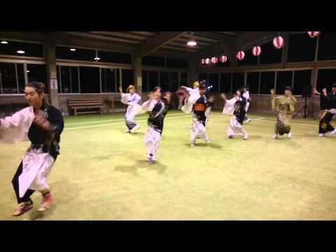 和歌山 だから意外と 若い 盆踊り 2015 スリラー
