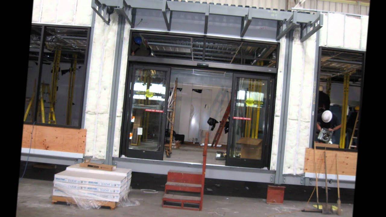 Madison Industries | Modular Buildings, Metal Canopies