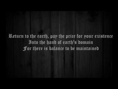Woods of Ypres - Keeper Of The Ledger (Lyric Video)