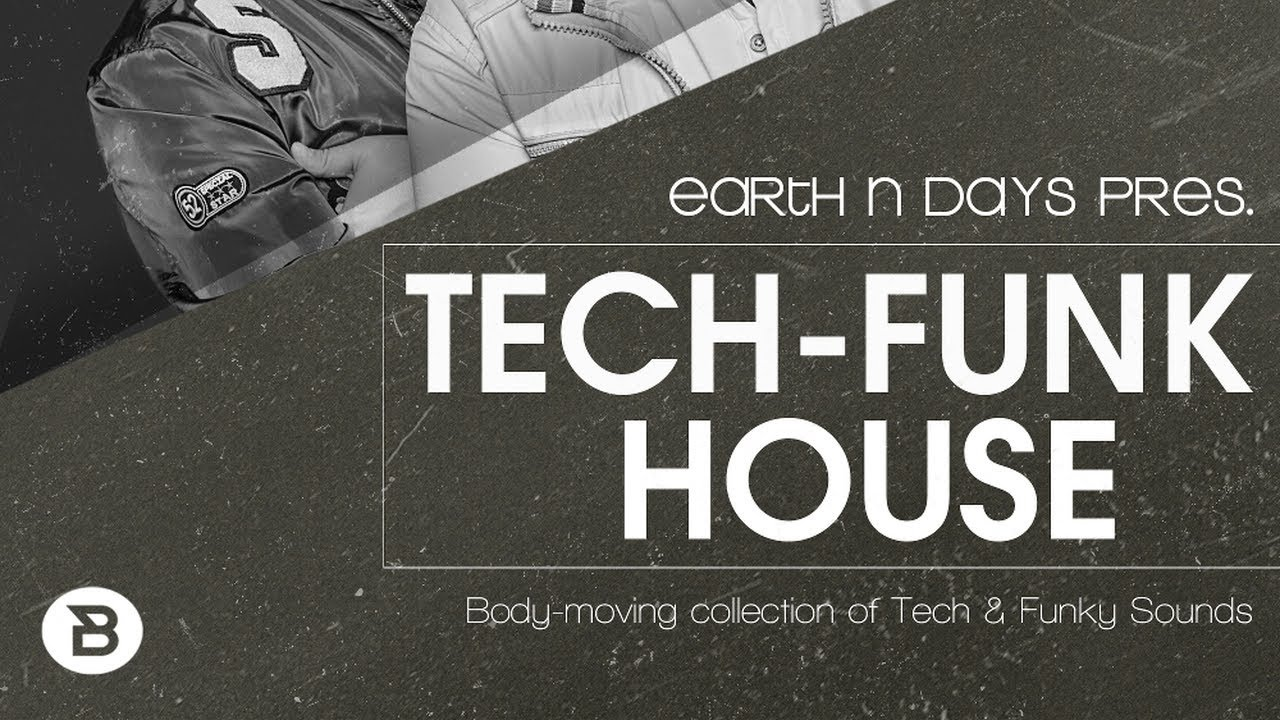 Tech Funk House Samples and Loops by Earth n Days