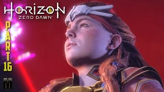 Horizon Zero Dawn: #16 - Deep Secrets Of The Earth Part 1 - THINGS HAPPEN!