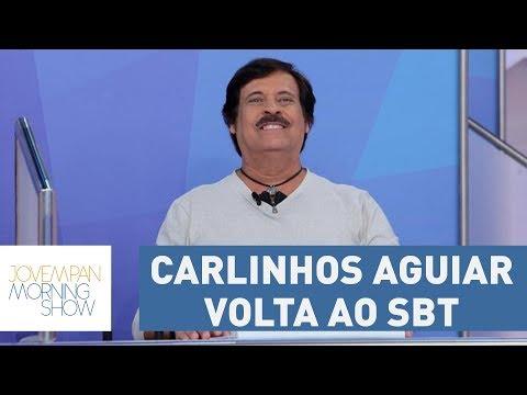 Carlinhos Aguiar Celebra Volta Ao SBT E Ressalta Que Teve