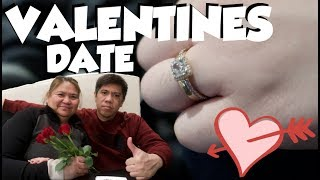 Valentines date ( pinoy in finland )