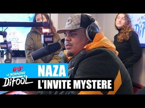 Youtube: Naza – L'invité mystère #MorningDeDifool