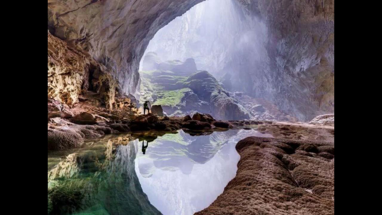 hang son doong la plus grande grotte du monde youtube. Black Bedroom Furniture Sets. Home Design Ideas