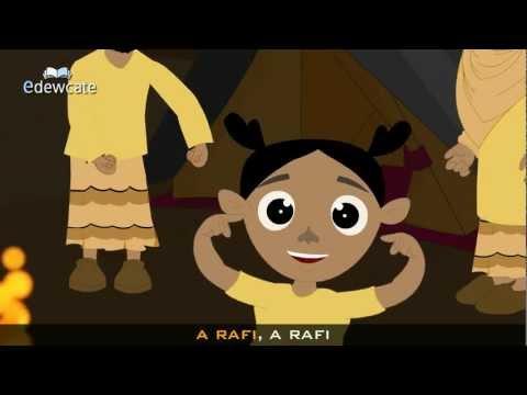 Edewcate International Rhymes - A Ram Sam Sam thumbnail