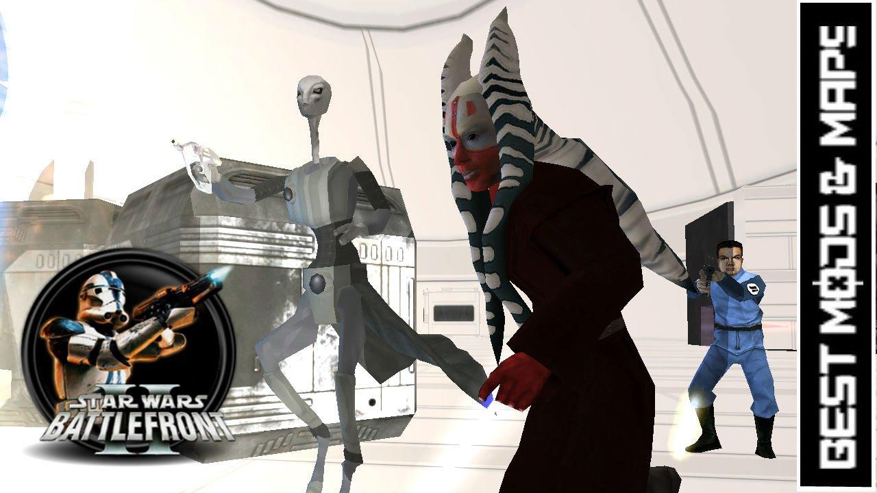 Star Wars Battlefront II (PC) HD: Best Mods & Maps: Kamino ...