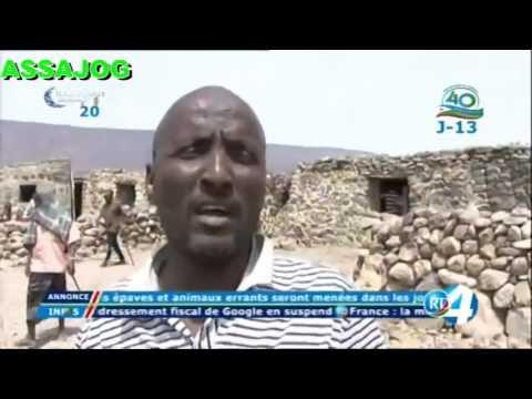 Djibouti: La route Tadjourah-Balho