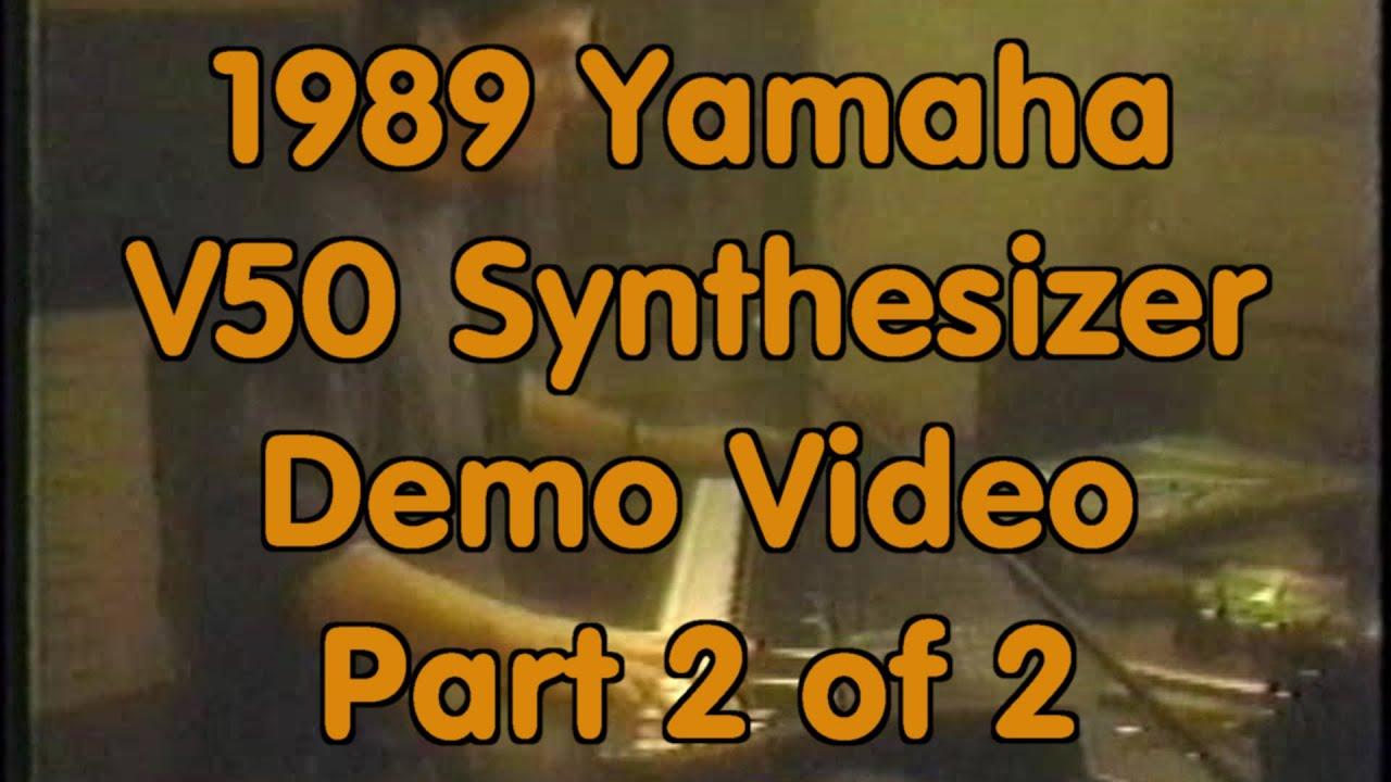 Patches yamaha v50 Yamaha V50