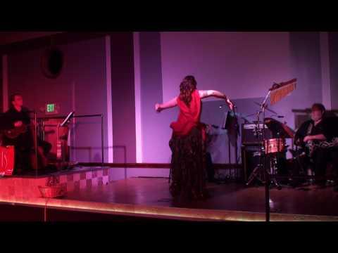 Nickie B. Performs
