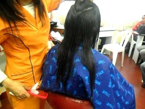 Como hacer corte de pelo emo mujer