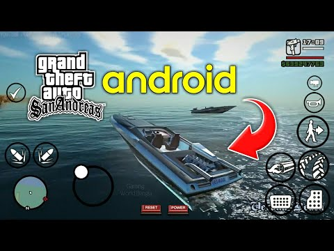 High Graphic Enb Mod In Android   Graphic Like GTA V   HD Modpack   GTA Sa Android