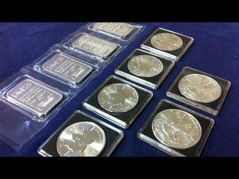 Silver Purchase: Dollar Cost Avergaing at Current Silver Price