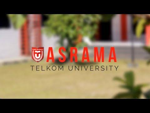 Fasilitas Asrama Telkom University
