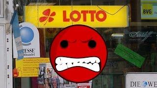 So ärgert man 'ne Lotto-Erpresserin
