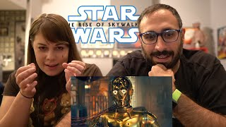 Star Wars: The Rise of Skywalker Trailer Reaction: We Got Emotional!