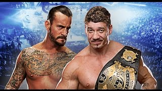 CM Punk vs Eddie Guerrero Wrestlemania 32 Promo HD