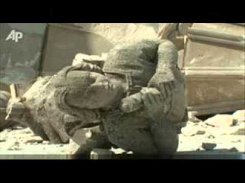 Nigeria UN bomb attack (Video)