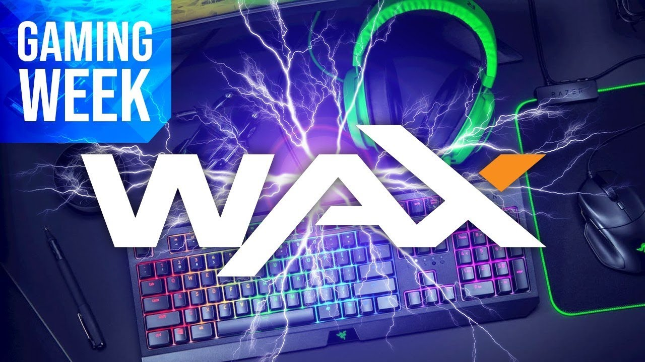 what is wax cryptocurrency