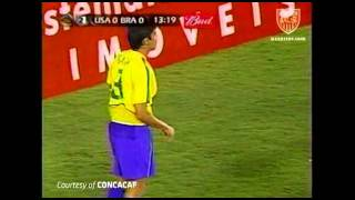 MNT vs. Brazil: Highlights - July 23, 2003