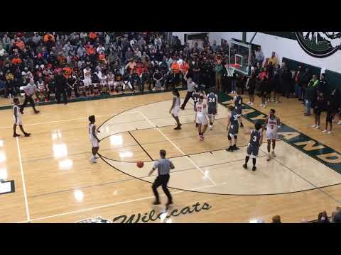 Highlights from Benton Harbor's regional semifinal win over Otsego