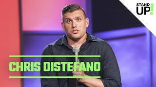 Chris DiStefano Takes On English Culture And A Puerto Rican Girlfriend