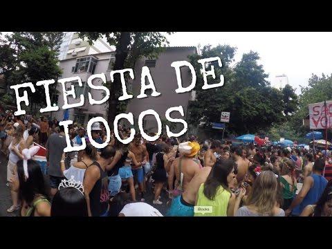 VLOG 33 IPANEMA STREET CARNIVAL RIO DE JANEIRO 2017