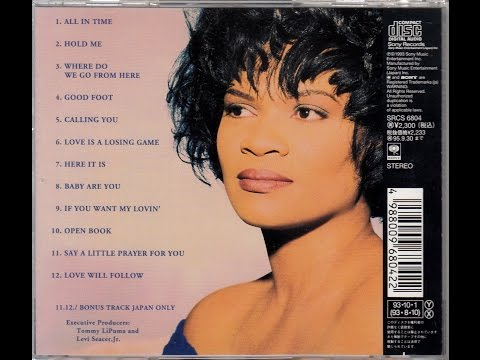 JEVETTA STEELE & KIRK WHALUM Love Is A Losing Game    R&B