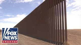 An Obama-appointed judge temporarily stops the construction of Trump's wall