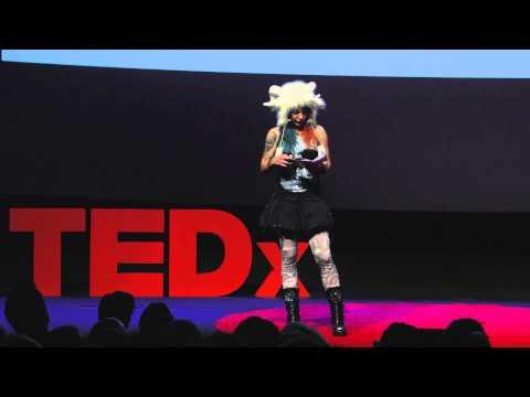 Story architecture: Jasmine Idun Lyman at TEDxGöteborg