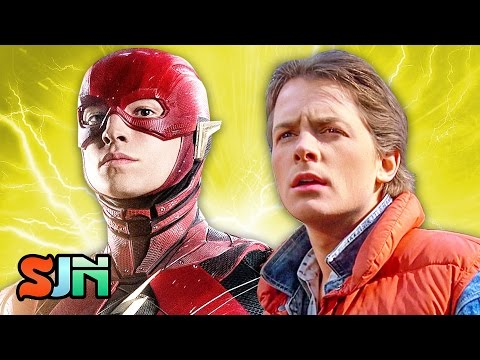 Back to the Future's Robert Zemeckis Directing the Flash!? (Exclusive)