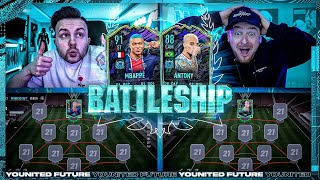 FIFA 21: YOUnited STAR BATTLESHIP WAGER 😱 Mbappe vs Antony 🔥 (läuft wieder super)