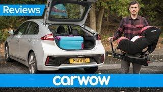 Hyundai Ioniq hybrid 2018 practicality review | Mat Watson Reviews