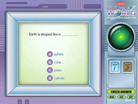 Interactive Whiteboard Lesson Demo: Educational Software for Exploring  Earth & Space Science